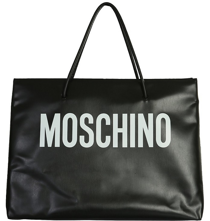 Bag With Logo - Moschino