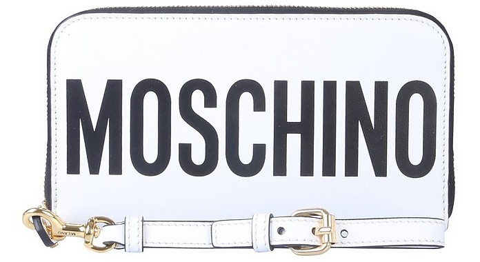 Zip Wallet - Moschino