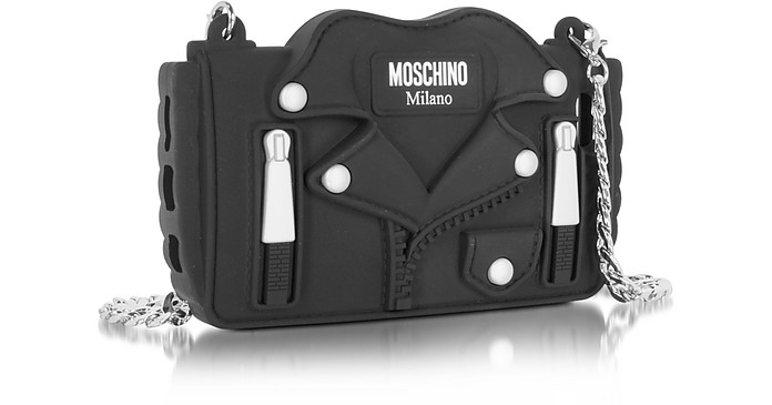cover iphone 6 in silicone moschino