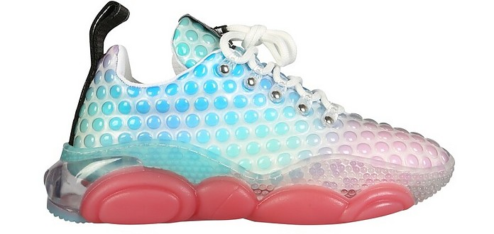 Double Bubble Sneakers - Moschino