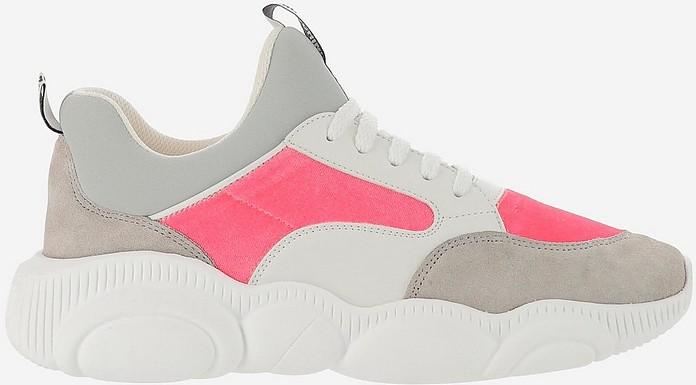 Bright Sneakers - Moschino