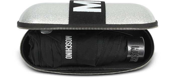 Glitter SuperMini Umbrella - Moschino