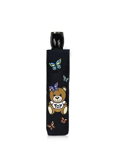 Butterfly Bear Supermini Umbrella - Moschino
