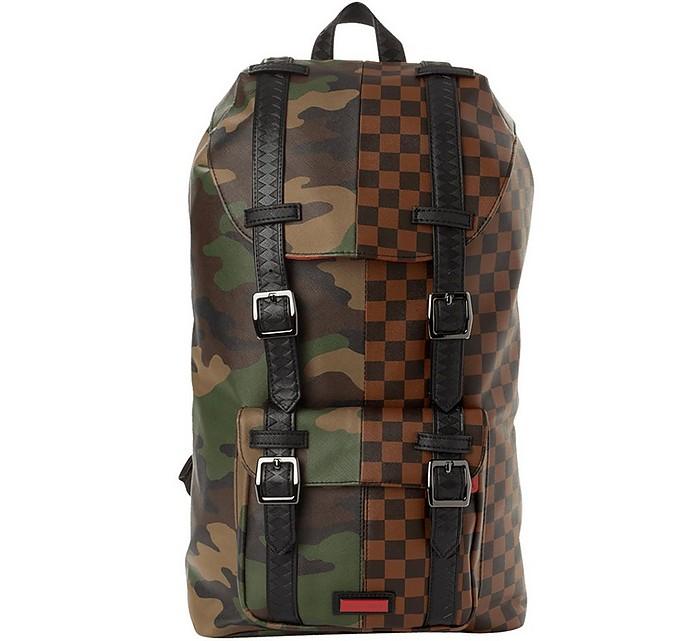 Women's Brown Backpack - SPRAYGROUND