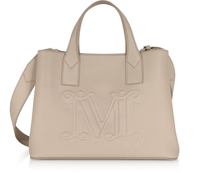 Dacia Shoppingtasche aus Leder - Max Mara