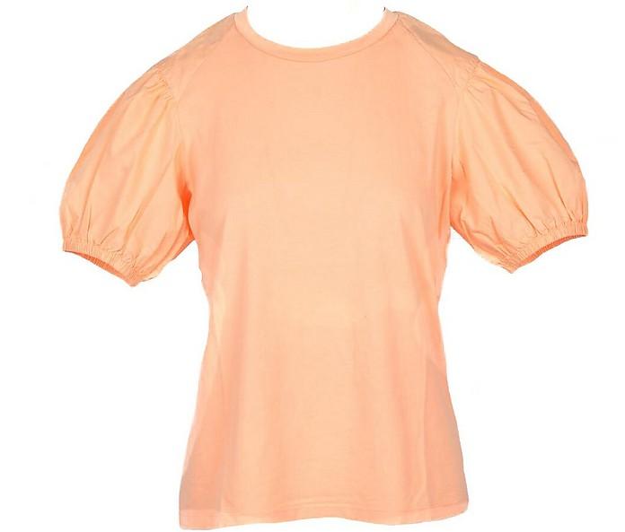 Women's Pink T-Shirt - Max Mara / マックスマーラ