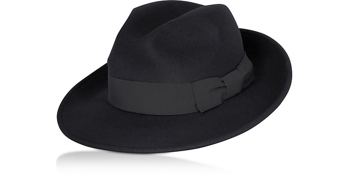 Black Brunico Hat - Max Mara