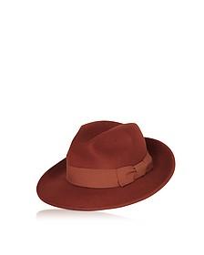 Rust Brunico Hat