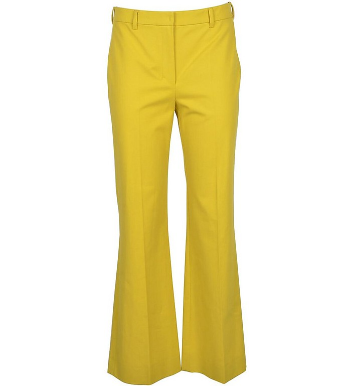 Women's Mustard Pants - Max Mara