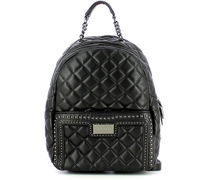 Women's Black Backpack - Ermanno Scervino