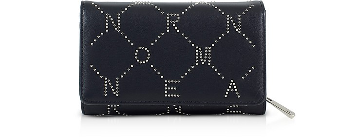 Signature Flap Wallet w/Zip Pocket - Ermanno Scervino