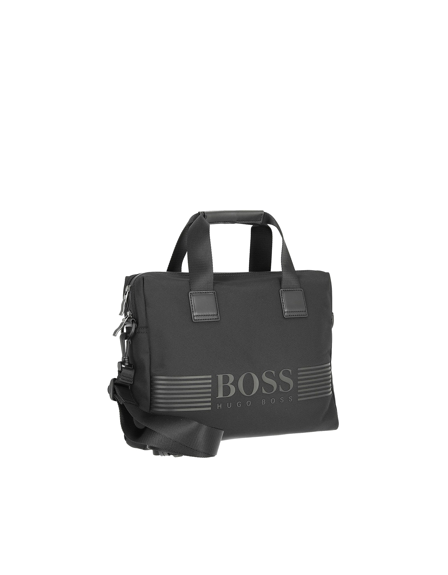 Hugo Boss DOCUMENT BAG WITH LOGO