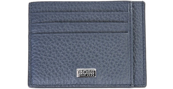 Card Holder With Logo - Hugo Boss