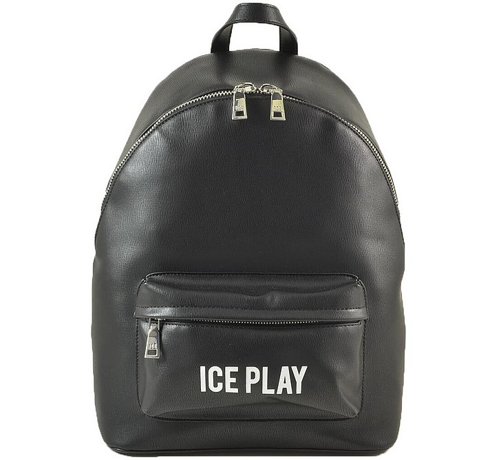 Women's Black Backpack - Ice Play