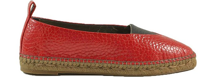 Women's Red Shoes - Brunello Cucinelli / ブルネッロ クチネッリ