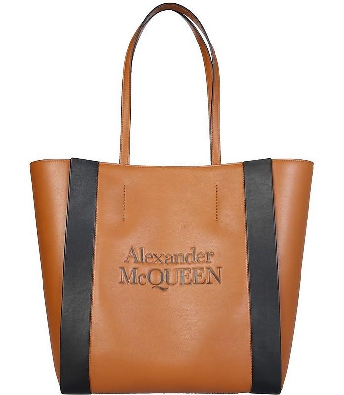 Signature Shopping Bag - Alexander McQueen