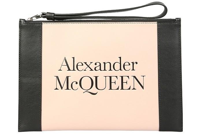 Signature Clutch - Alexander McQueen