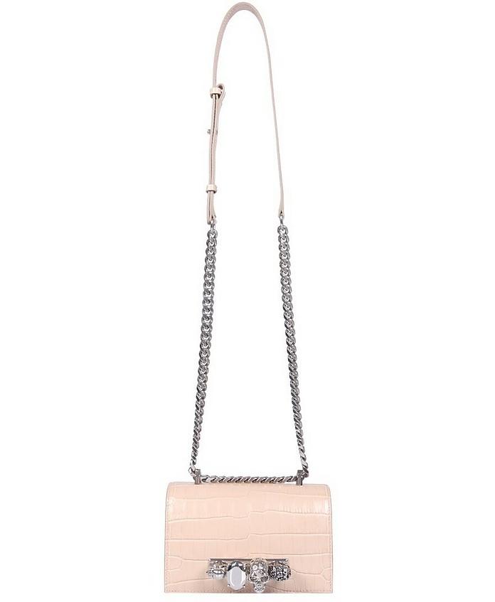 Jewell Satchel Bag - Alexander McQueen
