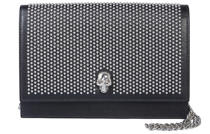 Mini Skull Shoulder Bag - Alexander McQueen