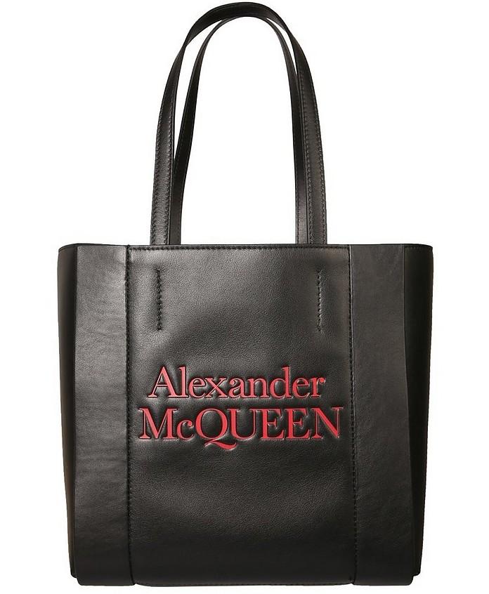 Signature Tote Bag - Alexander McQueen