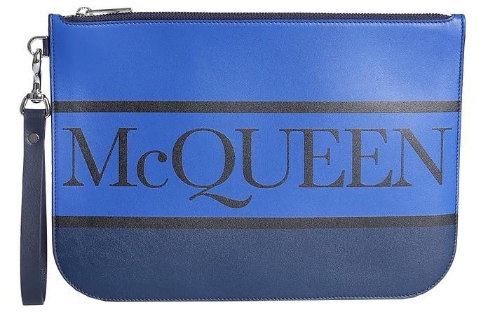 Logo Pouch - Alexander McQueen