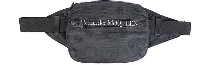 Urban Biker Skull Belt Bag - Alexander McQueen