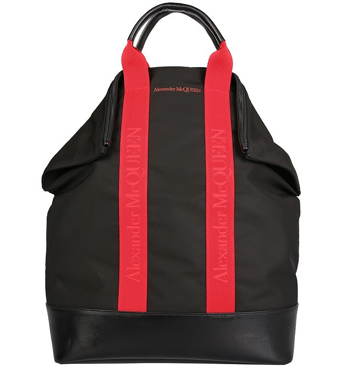 De Manta Backpack - Alexander McQueen