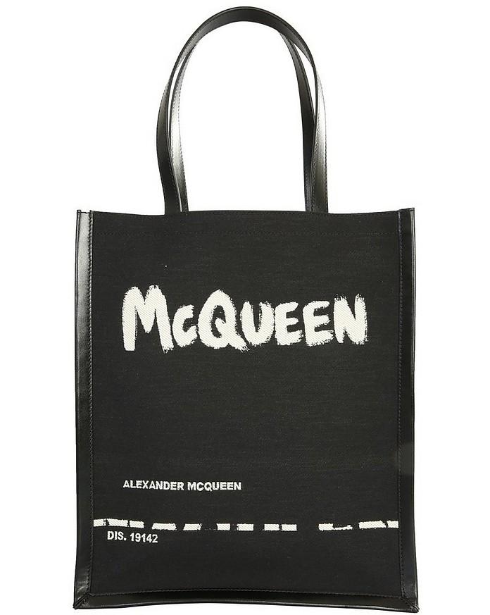 Logo Tote Bag - Alexander McQueen