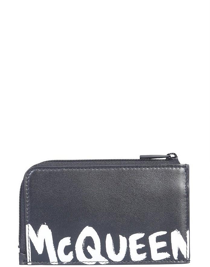 Zip Money Pouch - Alexander McQueen