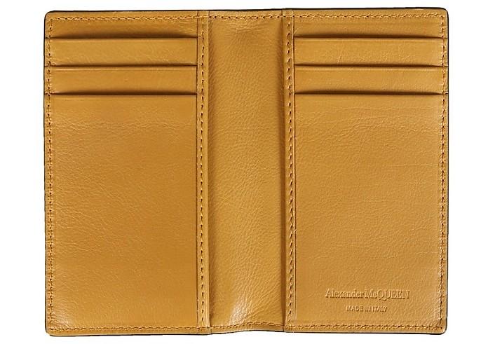 Leather Wallet - Alexander McQueen