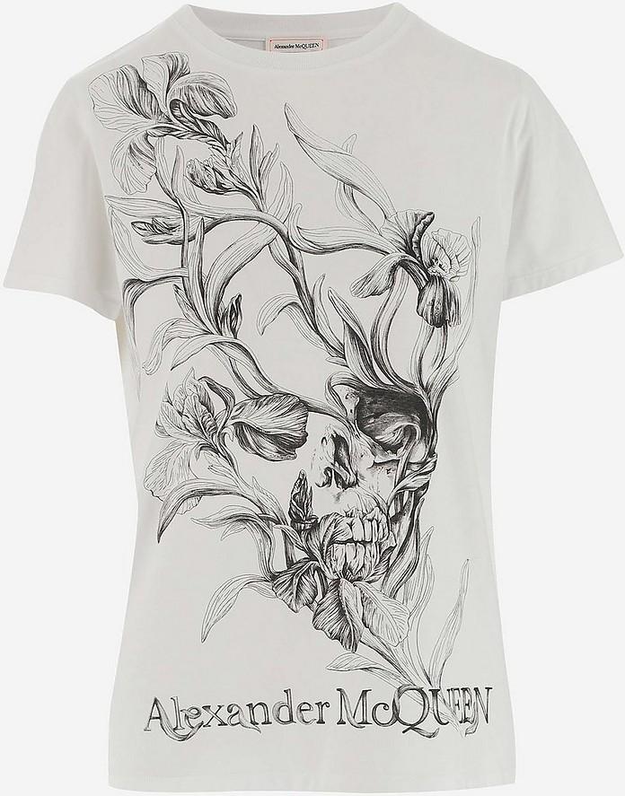 Women's T-Shirt - Alexander McQueen