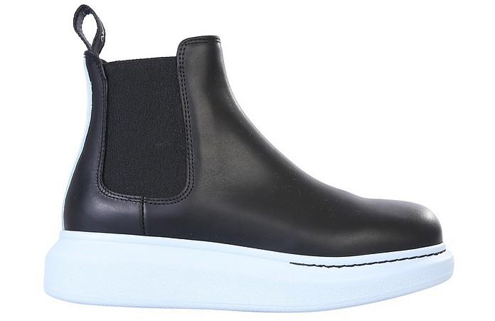 Chelsea Hybrid Boots - Alexander McQueen