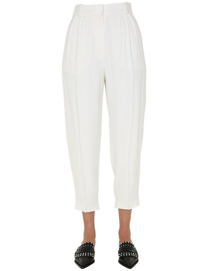 Pants With Pinces - Alexander McQueen