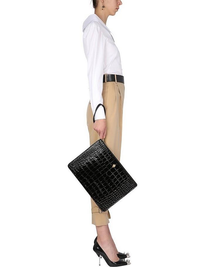 High Waist Trousers - Alexander McQueen