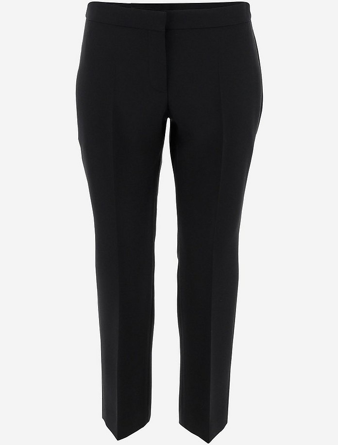 Women's Straight Pants - Alexander McQueen