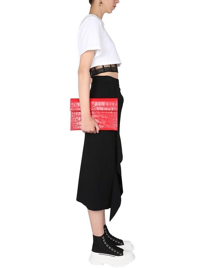 Pencil Skirt - Alexander McQueen