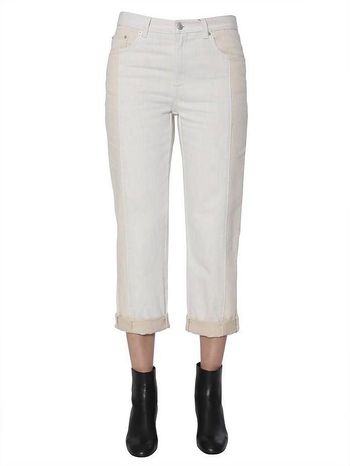 Panel Jeans - Alexander McQueen