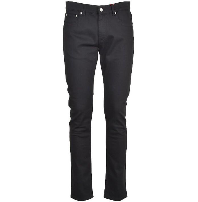 Men's Black Jeans - Alexander McQueen / アレキサンダーマックイーン