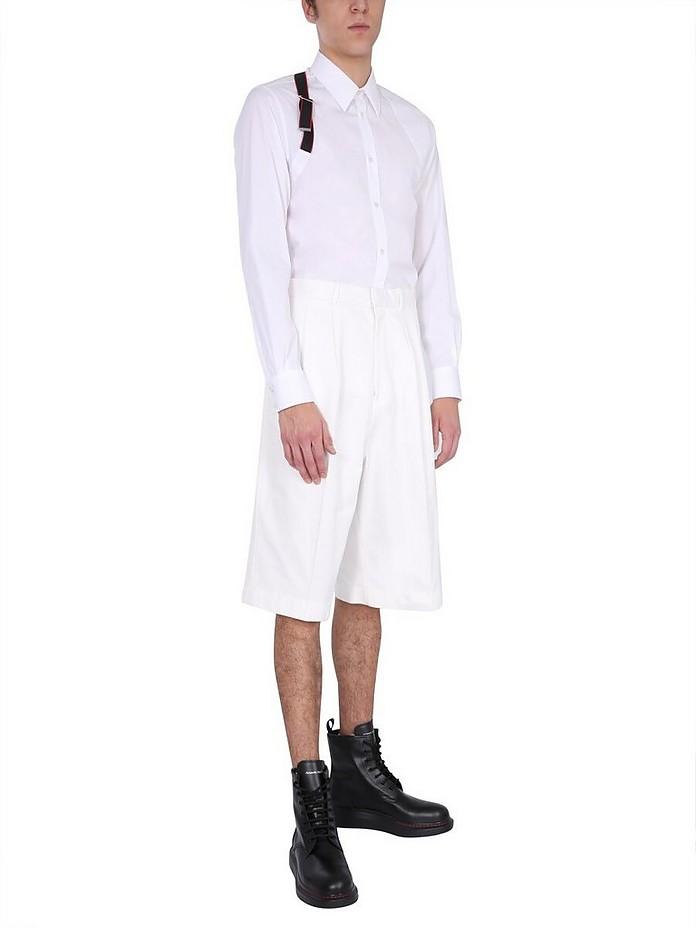 Sartorial Baggy Shorts - Alexander McQueen