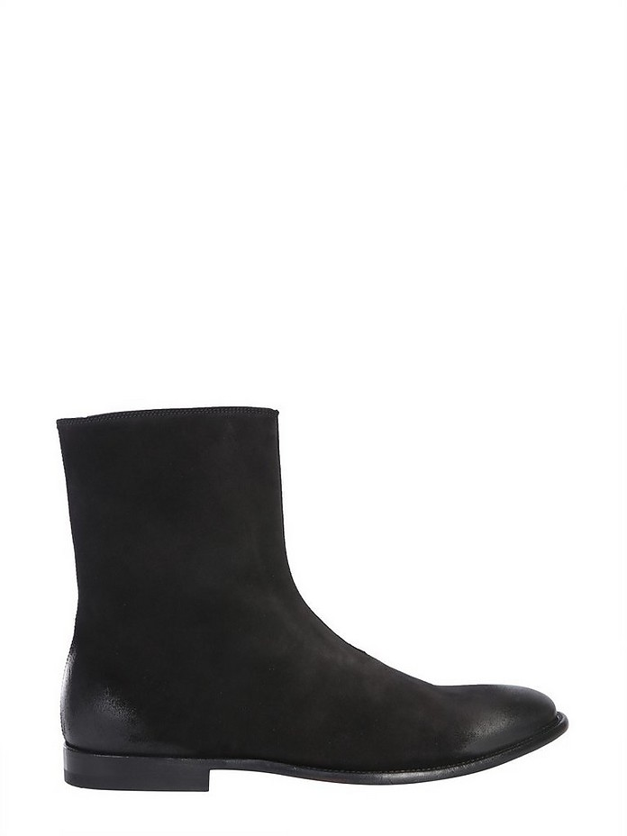 Leather Boots - Alexander McQueen