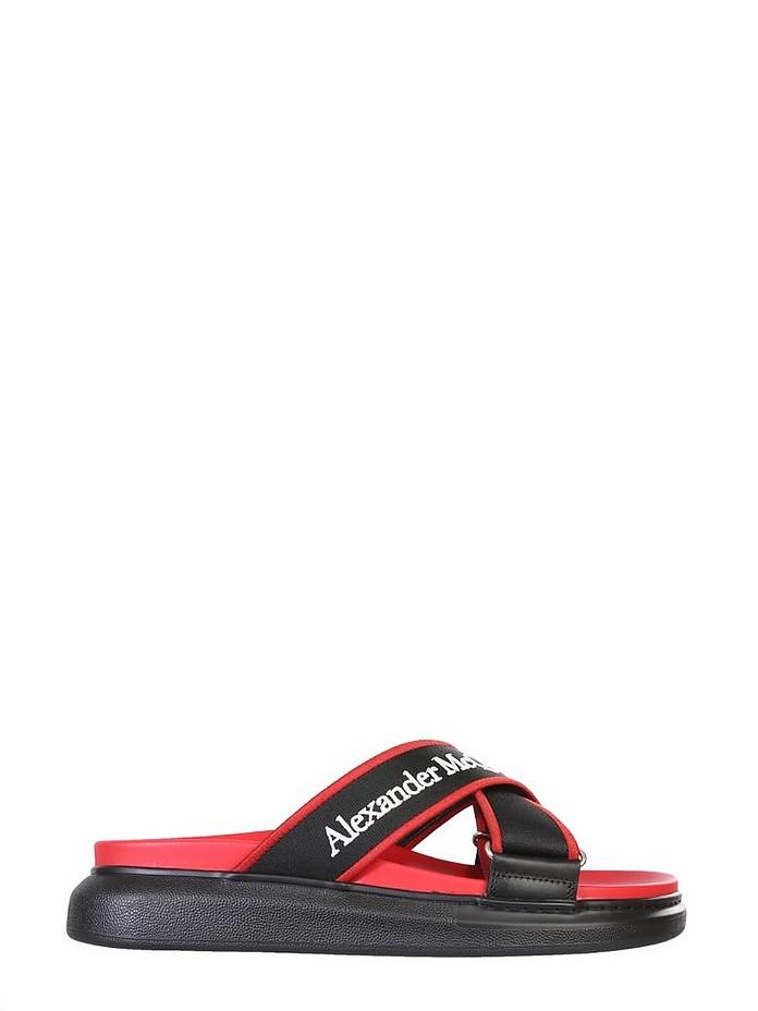Hybrid Oversize Sandals - Alexander McQueen