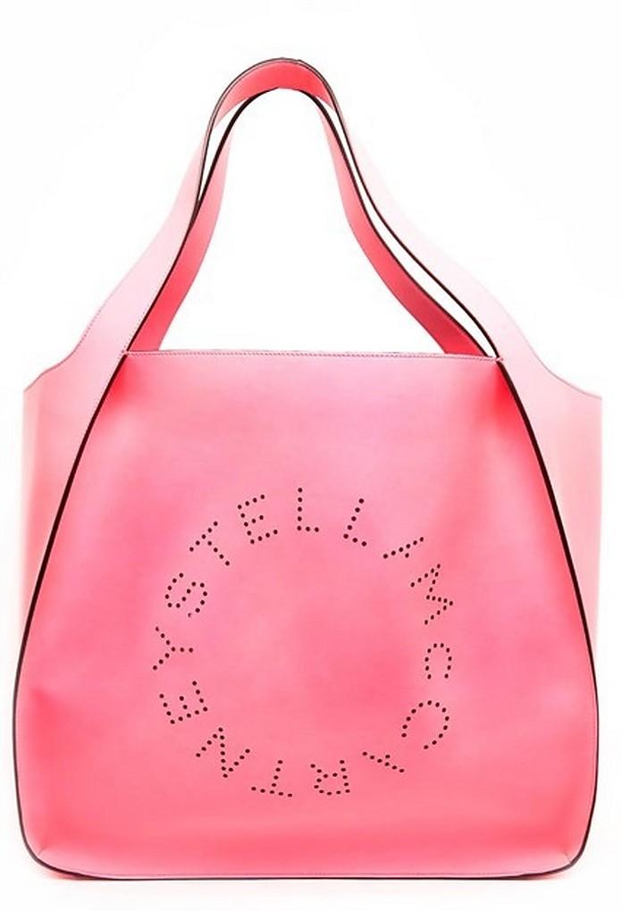 Pink Stella Tote Bag - Stella McCartney