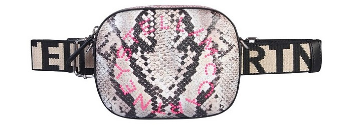 Pouch With Logo - Stella McCartney