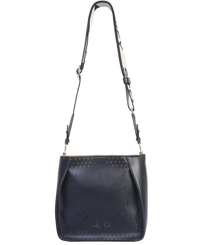 Shoulder Bag With Logo - Stella McCartney