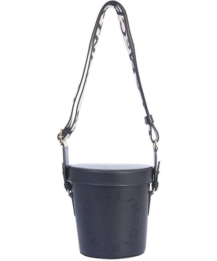 Bucket Bag With Logo - Stella McCartney