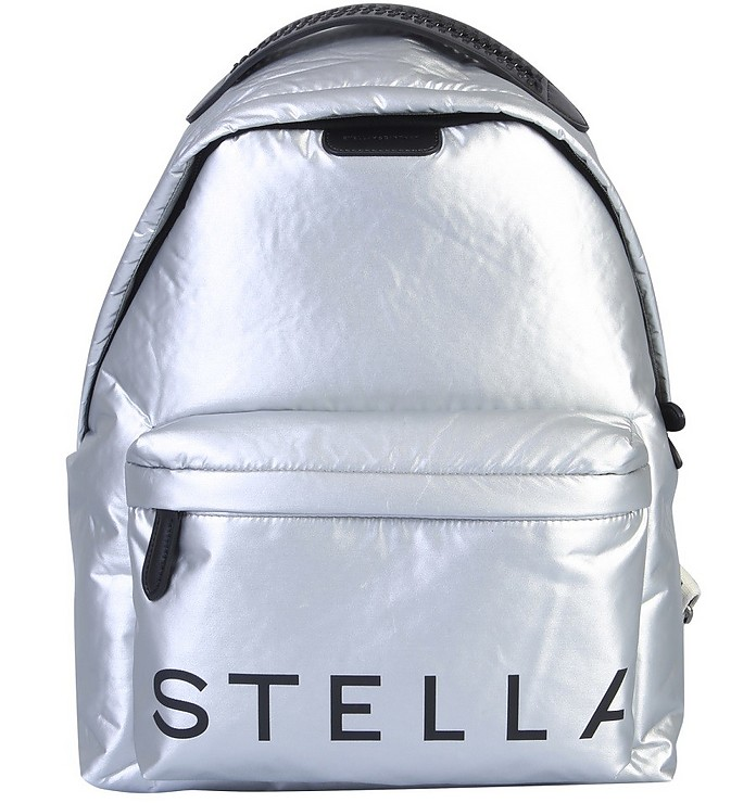 Falabella Logo Backpack - Stella McCartney