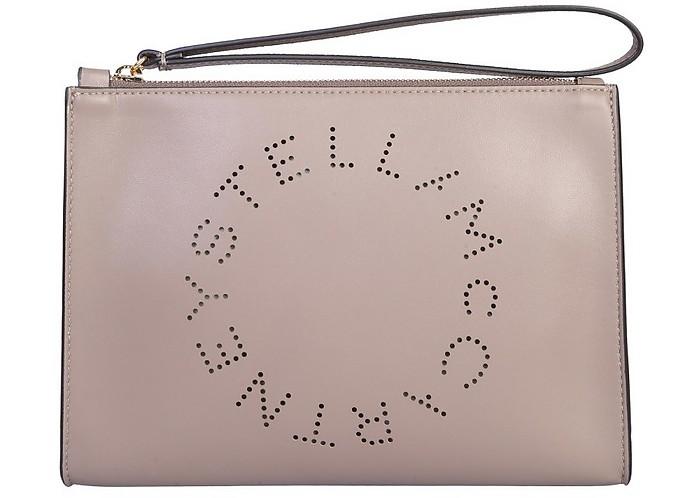 Pouch With Logo - Stella McCartney