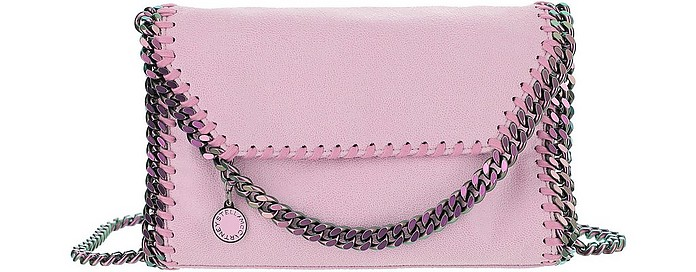 Lilac Falabella Crossbody Bag - Stella McCartney