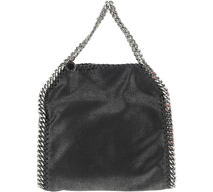 Black Mini Falabella Tote Bag - Stella McCartney