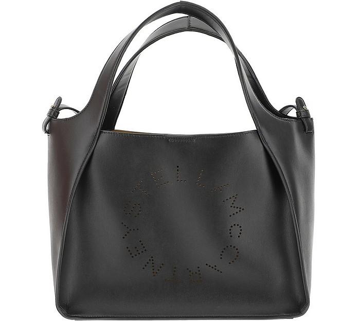 Black Stella Tote Bag - Stella McCartney